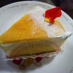 シェリール - チーズケーキ☆甘さ控えめです。