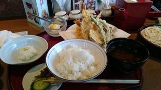 天ぷら 左膳 鹿児島本店