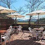 カフェ ホワイト ガーデン - テラス