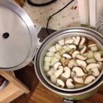 yuan縁 - 冬瓜椎茸鶏がらスープ