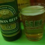 台湾料理 ごとう - ビール