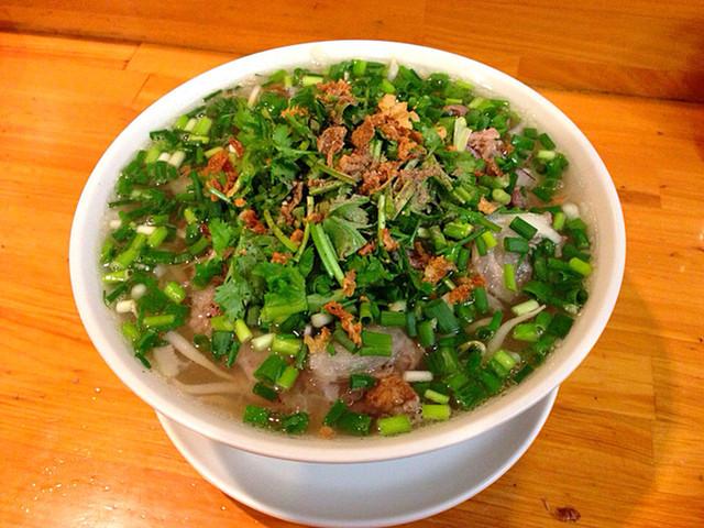 (食)越南 - フォー・ボー(950円)