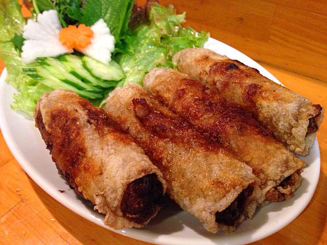 (食)越南 - チャー・ジョー(810円)