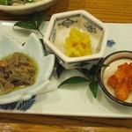 吉本 - 珍味三種