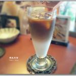 羅座亜留 - アイスカフェオレ