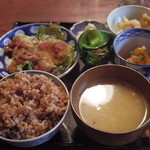 サルーテ - ベジ菜定食
