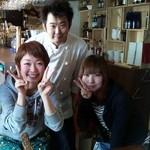 窯焼きビストロ 博多 NUKU NUKU - KBC[ドォーモ]小雪さんと♪