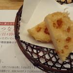 天ぷら新宿つな八 - 旬のレンコン