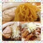 突撃ラーメン - 北海道ラーメン*✧₊✪͡◡ू✪͡極み醤油\730円と       炙りチャーシュー\530円              満席