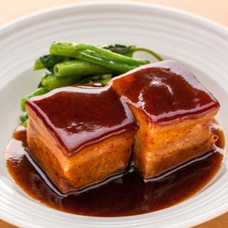 日本人シェフによる本格中華料理をリーズナブルにご提供