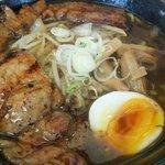 ぶたいち - 豚麺(しょう油)1080円 2014.10