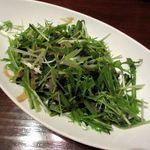 DINING BAR TALAHT - 空芯菜の唐辛子炒め(2014/10/29撮影)