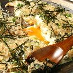 TOFU'S DINING LOUNGE - 豆富のお好み焼き 580円