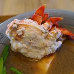 糸満漁民食堂 - アサヒガニ汁