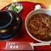 そば処 冨士見 - 料理写真:丼と日本蕎麦のセット