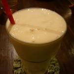 パンカフェフィセル - ☆美味しいピーチミルク(≧▽≦)/~♡☆