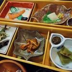 マタギ亭 - 朝食
