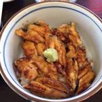 しま一 - ぷりぷり穴子丼