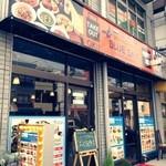32094526 - 旧中仙道沿いです。