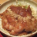 ばんざい - 生姜焼き