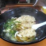 友商 - 料理写真:天ぷらうどん 2007/12