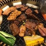焼肉五苑 - 料理写真: