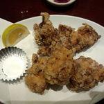 六三六 - 若鶏の竜田揚げ