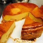 イタリカ - キャラメルリンゴのチーズケーキ