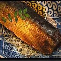 蕎麦屋 籔半 - [鰊棒煮]柔らかく味の染み込んだ鰊の棒煮です。お好みで一味をかけてどうぞ。