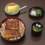 うなぎ料理 あつみ - 料理写真:うな丼 3,600円/税込