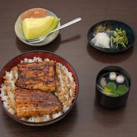 あつみ - うな丼 3,000円