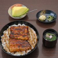 あつみ - 上丼(二段丼) 4,650円