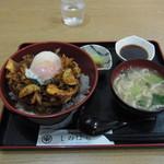 季節料理 しのはら - 料理写真:特製かき揚げ定食(800円)
