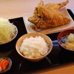 鶏の三平 -