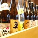 鶏の三平 - ★焼酎、地酒、鳥にあう酒、用意しています。もちろん、ホッピー、生ビールもあります♪