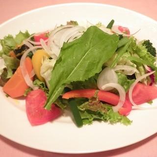 ◆新鮮野菜◆アンティパストミスト&サラダ