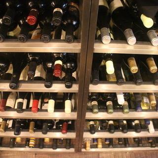イタリアンに合うものはやっぱりワイン。だからこそ…