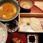 32112789 - 鯛茶漬け 1,500円(税別)