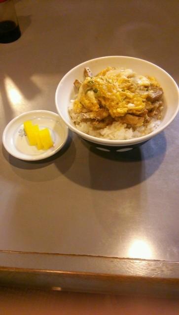 深川食堂 - たっちょほねく丼 500円