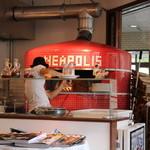 ピッツェリア ナポレターナ ネアポリス - 焼き入れます☆