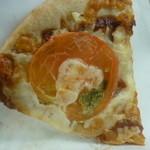 れもん - トマトとバジルのピザ