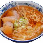 柳の下 末弘軒 - 料理写真:ワンタンメン