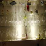 プリマベーラ - ワイングラス棚