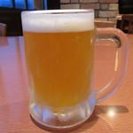 32119802 - ひでじビールの太陽のラガーです