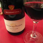 3212926 - 当日は赤ワインをセレクト