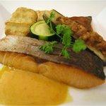 3212962 - 本日の鮮魚二種温野菜添え