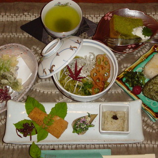 旬楽 花筏 - 料理写真:季節のミニ会席です