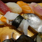 江戸前がってん寿司 -