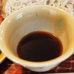 並木藪蕎麦 - 750えん『ざるそば』2014.10
