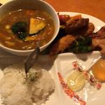Soup Curry SAMURAI. - お子様カレー